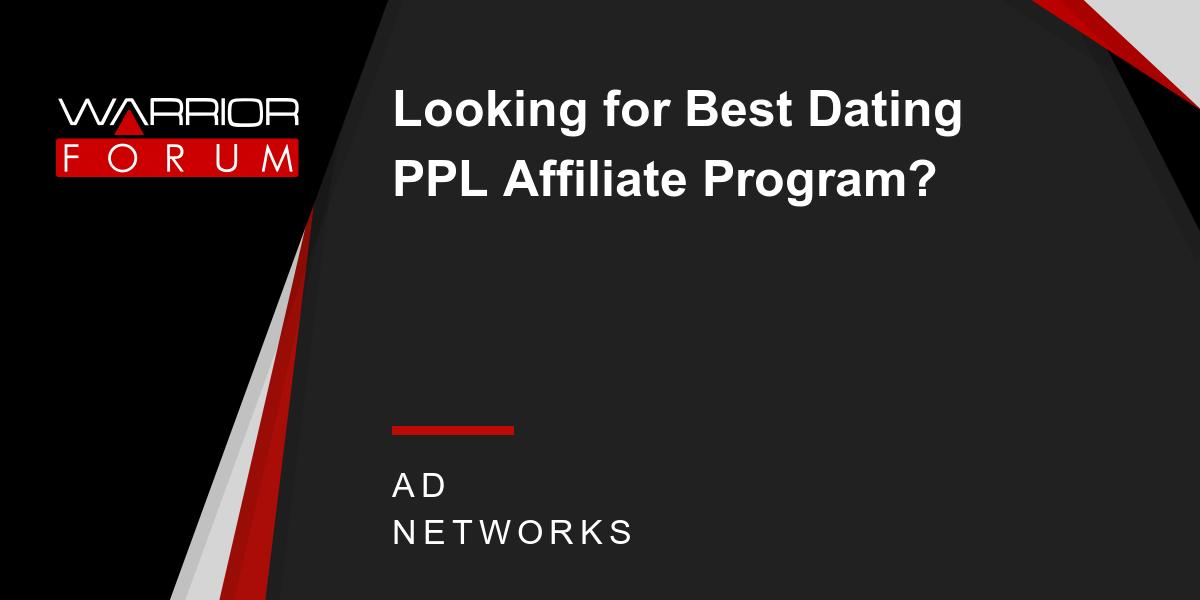 affiliate best dating program