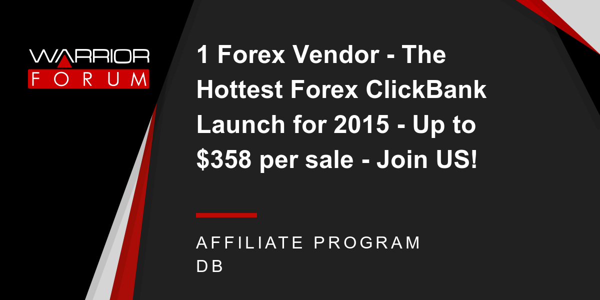 Forex database for sale