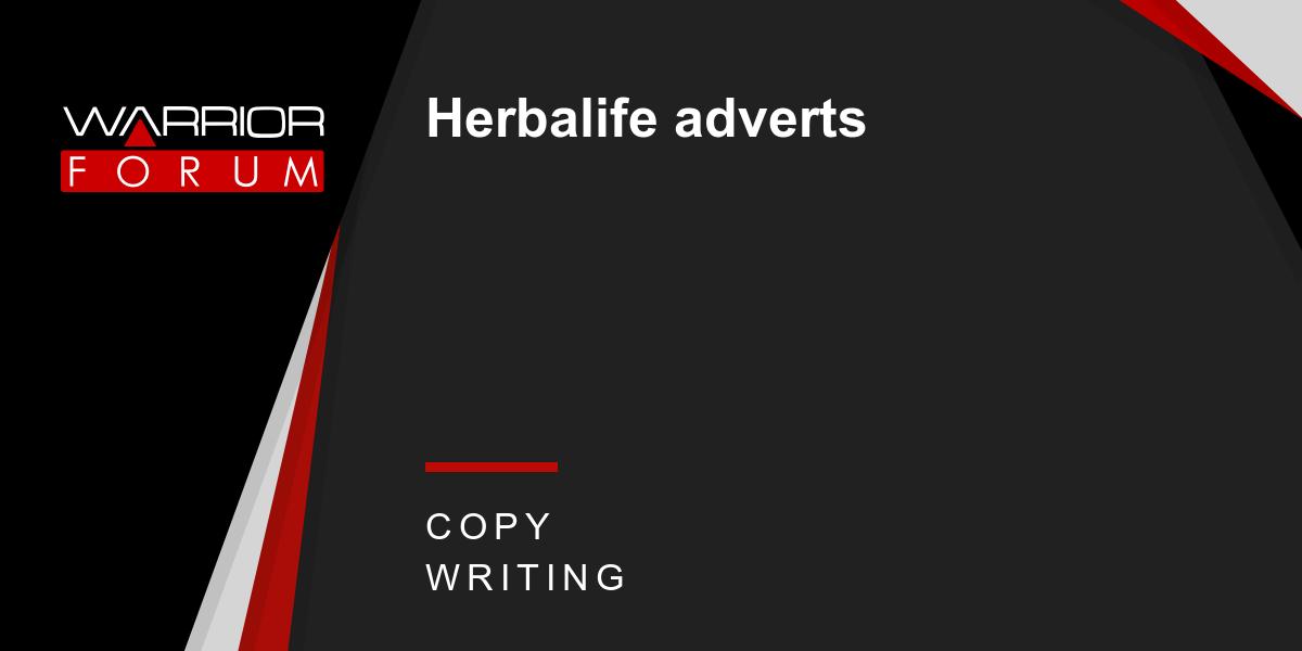 Herbalife Forum