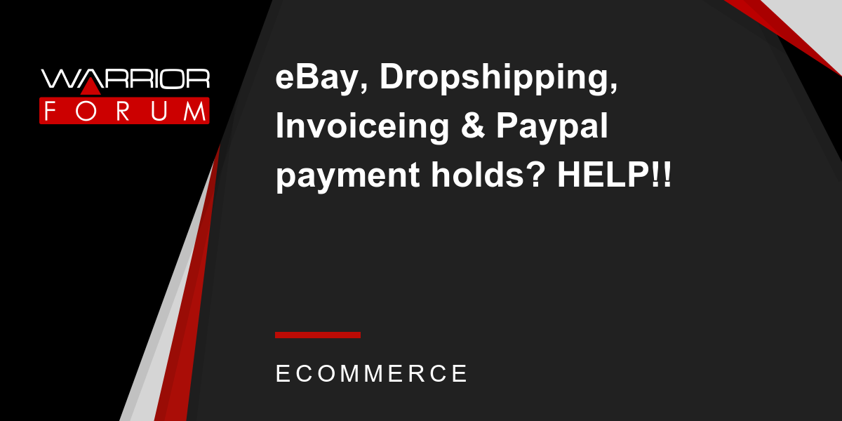 How To Make Money Ebay Paypal Requesting Invoice For Dropshipping - How to make an invoice on ebay