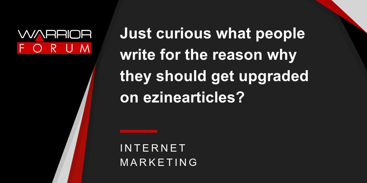 reasons why people write