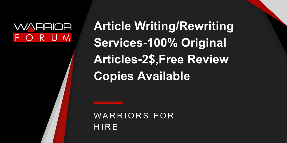 best article rewriting service We call ourselves article rewriting service as we are honest with our service we believe writing an article would be creating something totally new, whereas when we do service to a business, they already provide us with an article that has all the details of their business.